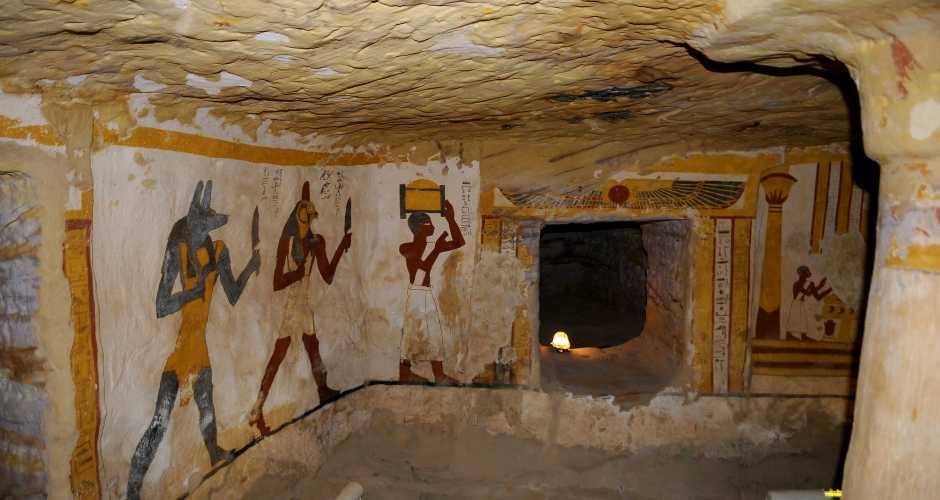 Bannentiu and Djed-Ankh-Amun-Iuf (Zed-Amun)