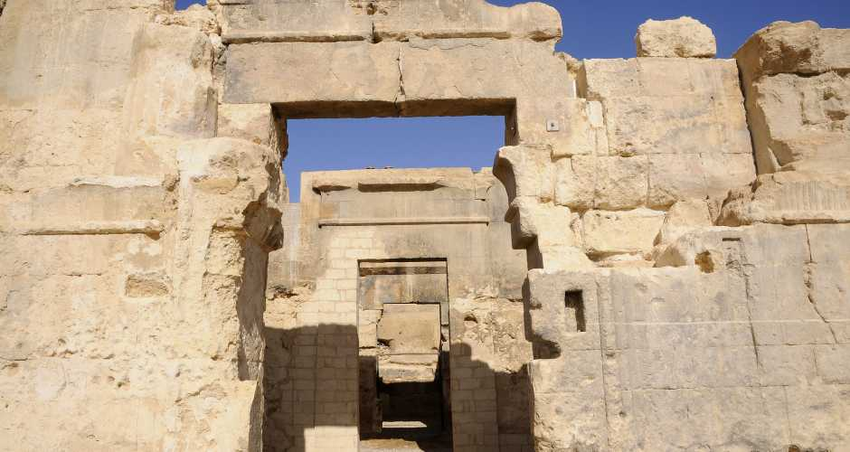 the temple of the oracle