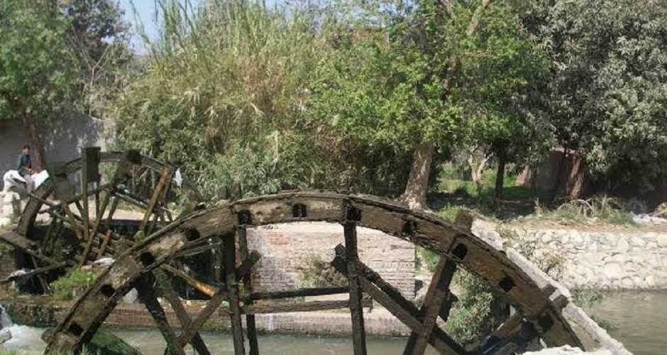 2- WATERWHEELS IN FAYOUM