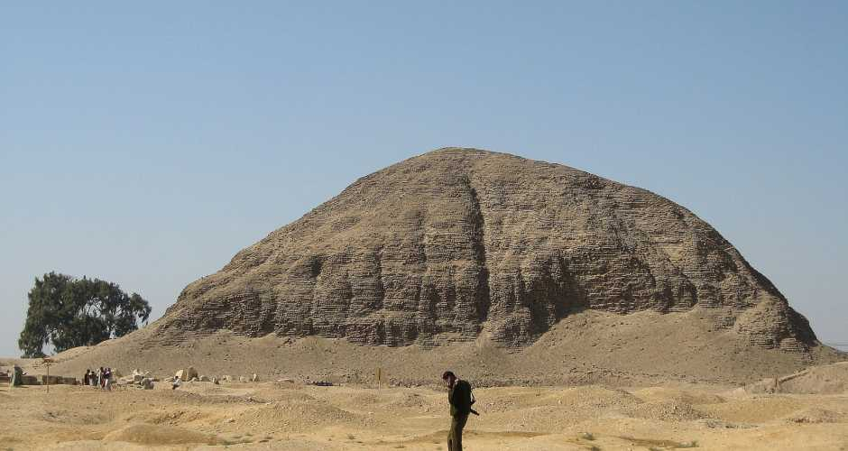 The Pyramid of Hawara