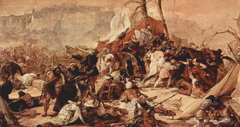 Damietta and the seventh  Crusade: