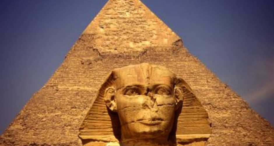2- THE PYRAMID OF CHEPHREN