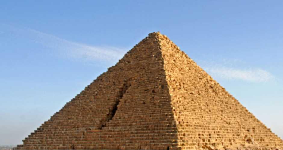 the pyramid of chephren