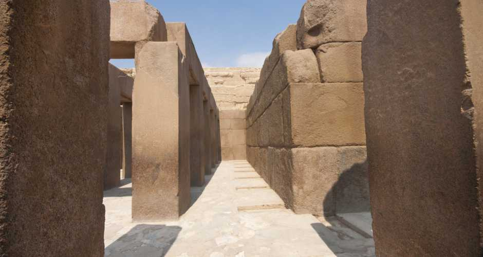 The Valley Temple of Khafre