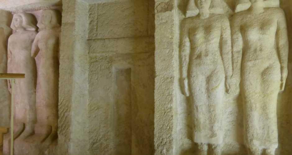 The Mastaba (tomb) of Idu