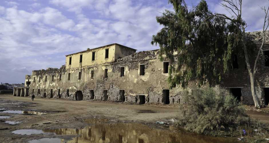 7-THE FORT OF ORABY