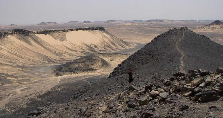 SAHARA SUDA -BLACK DESERT