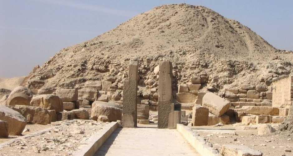 4-King Teti Pyramid