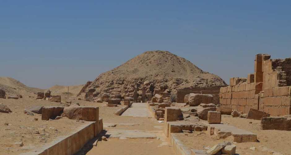 The Pyramids of Unas