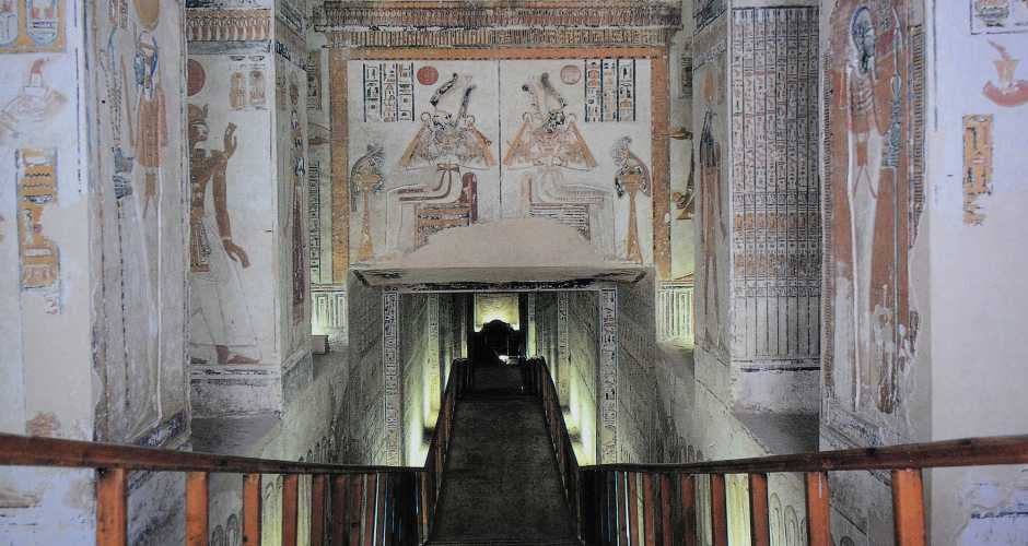 Tomb of Ramses IV (2)