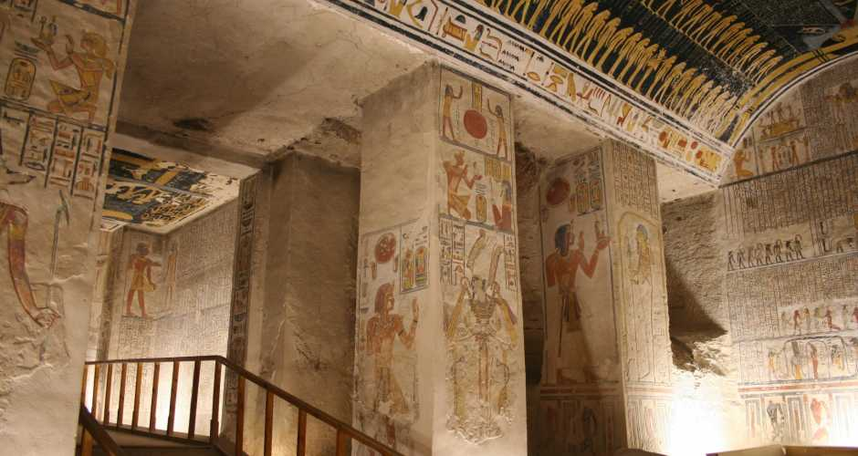 Tomb of Merneptah (8)