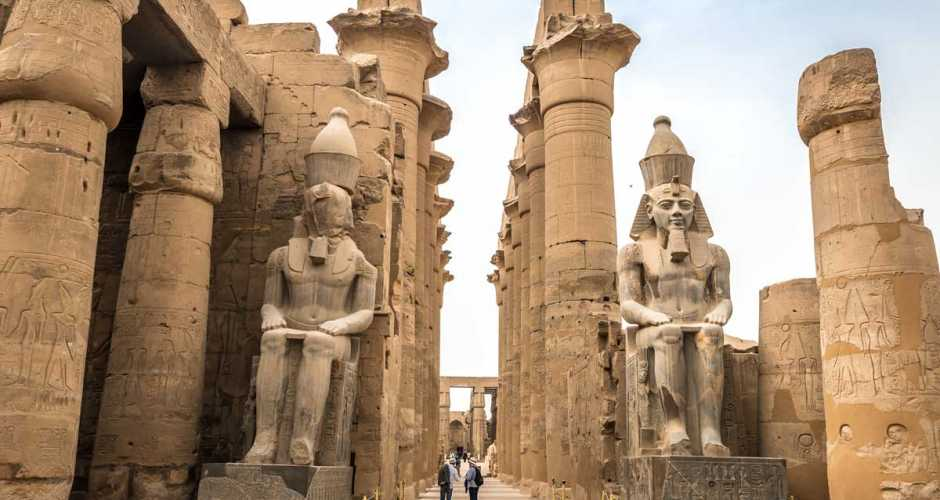 Great Court of Ramses II