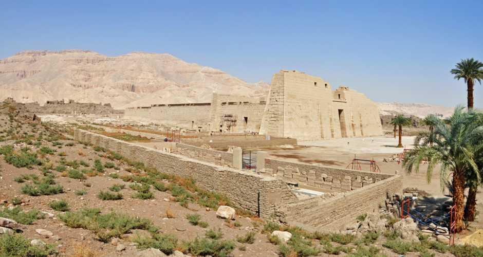 Temple Of Ramesses III