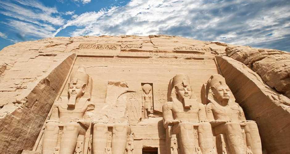 7. Abu Simbel Temple