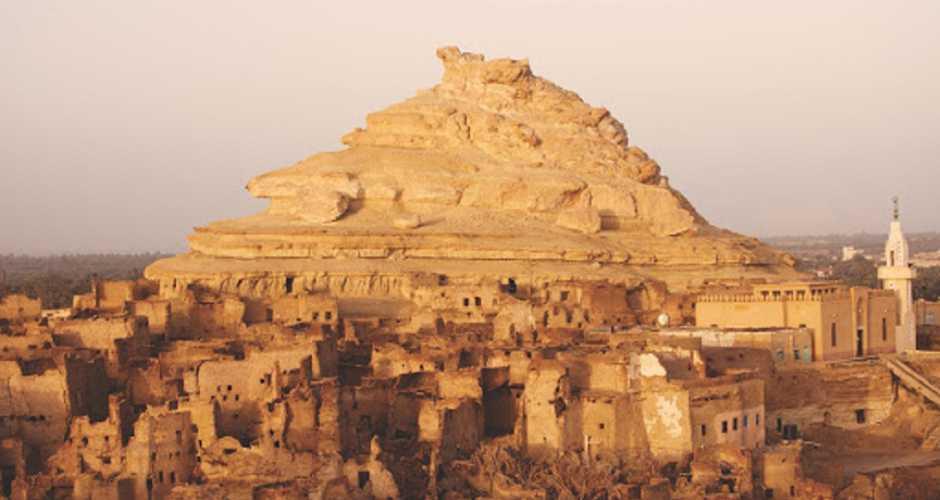 FORTRESS OF SHALI