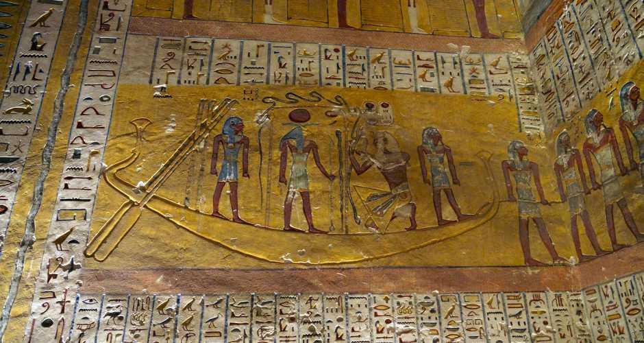 Tomb of Ramses VII (1)