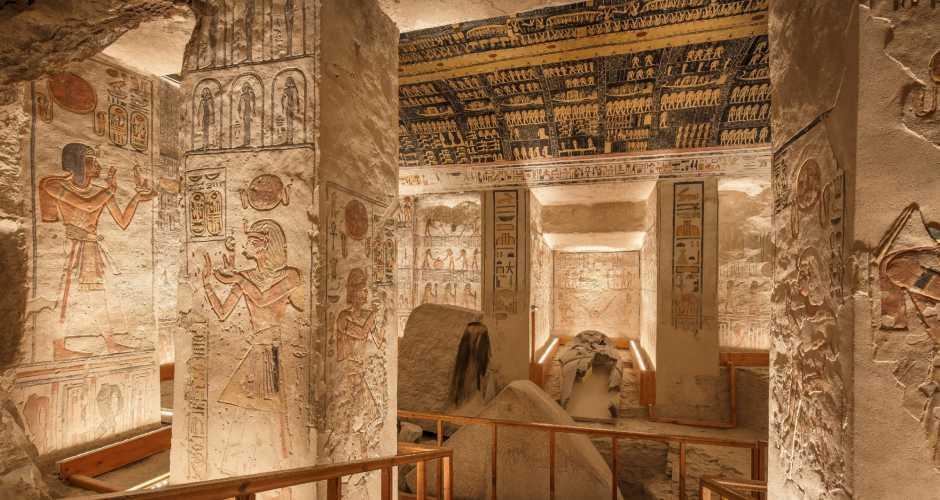 Tomb of Ramses VI (9)