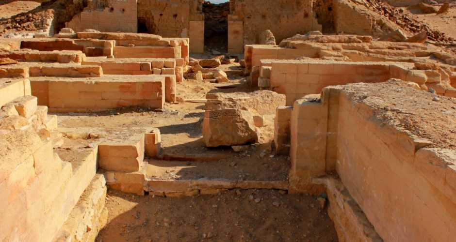 Ancient Town in Lower Egypt (North)