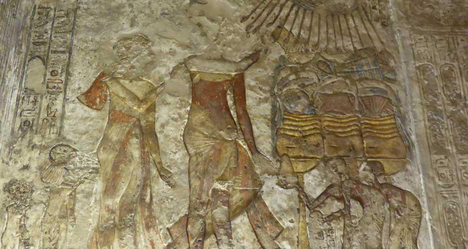 2-El Amarna North tombs