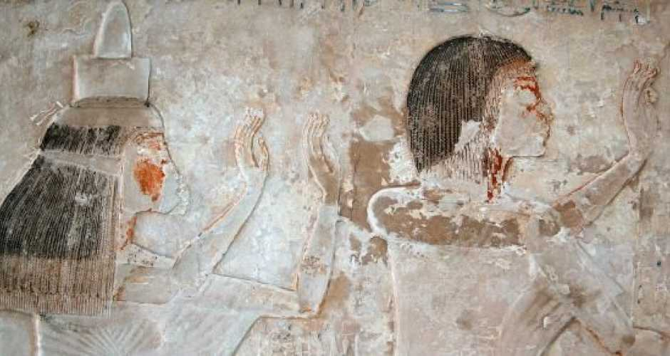3-El Amarna south tombs