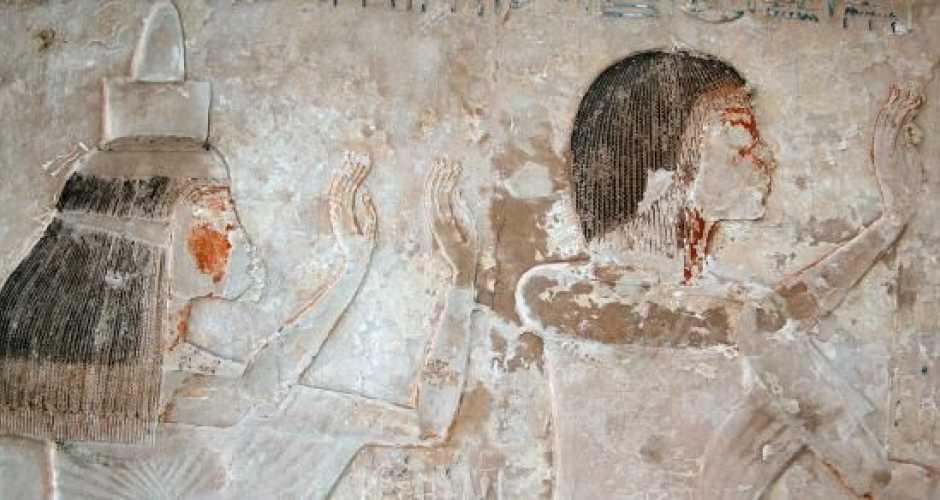 3-El Amarna south tombs