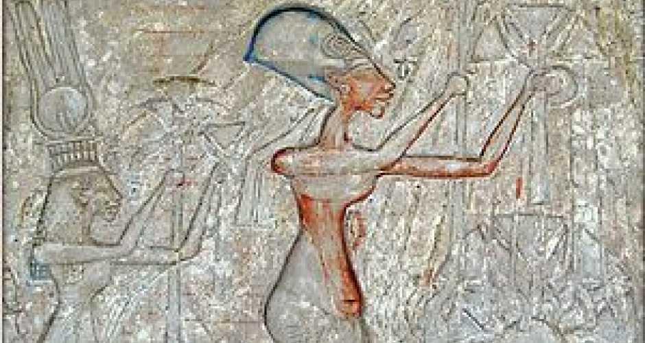 4- El Amarana Royal Tombs