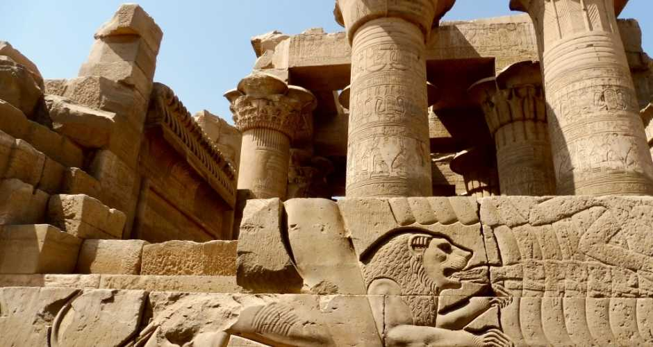 Day 8: Edfu and Kom Ombo