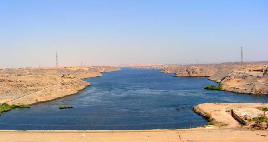 Aswan hoge dam
