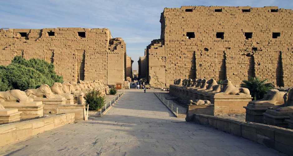 1-Karnak tempel