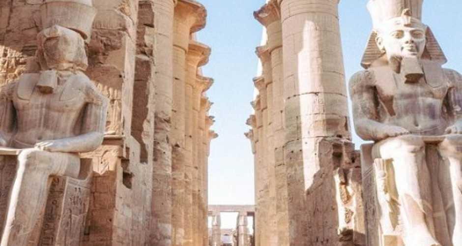 3. Luxor tempel