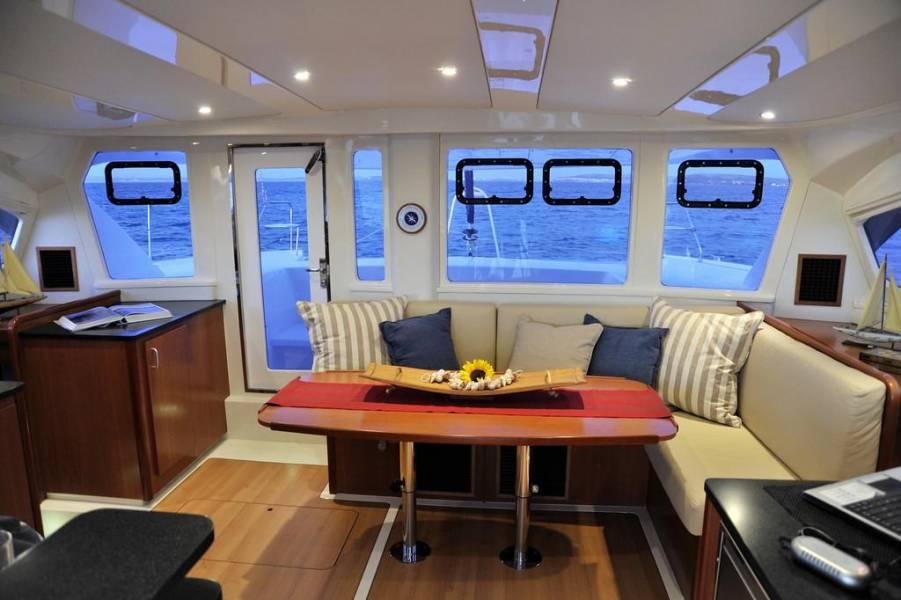 Seychelles Ferries Leopard 44 & Leopard 45 DOB 2018
