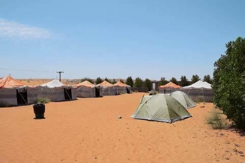 Absolute Adventure Bariya Camp Photo