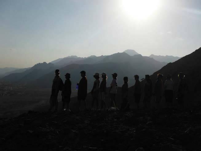 Absolute Adventure Hatta Camp Photo