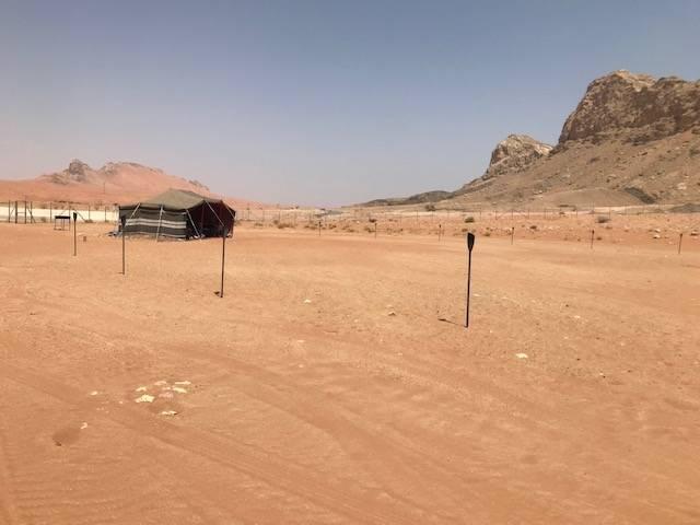 Absolute Adventure Mleiha Camp Photo