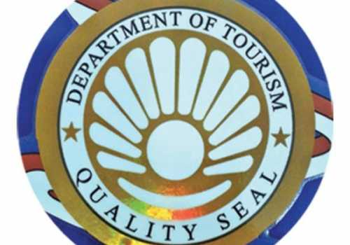 Department of Tourism quality seal
