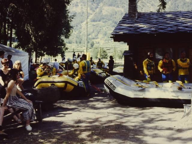 Rafting.it DEPUIS 1978 LE PREMIER EN ITALIE