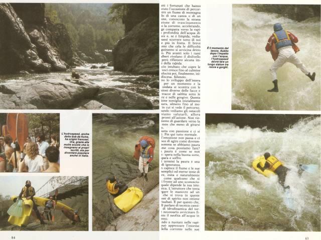 Rafting.it DESDE EL 1978 LOS PRIMEROS EN ITALIA