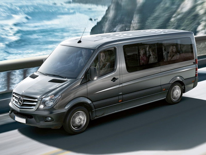 group tours minibus amalfi coast, positano, ravello, sorrento and naples