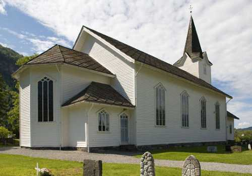 Jondal Church