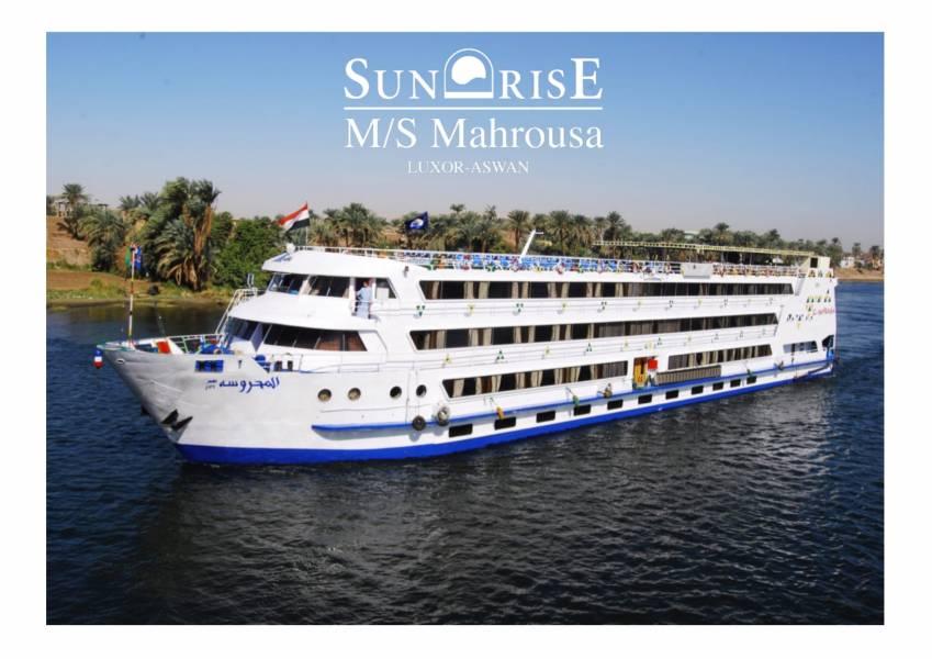 Journey To Egypt Mahrousa