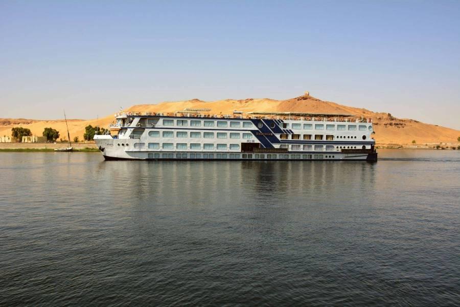 Journey To Egypt Radamis II