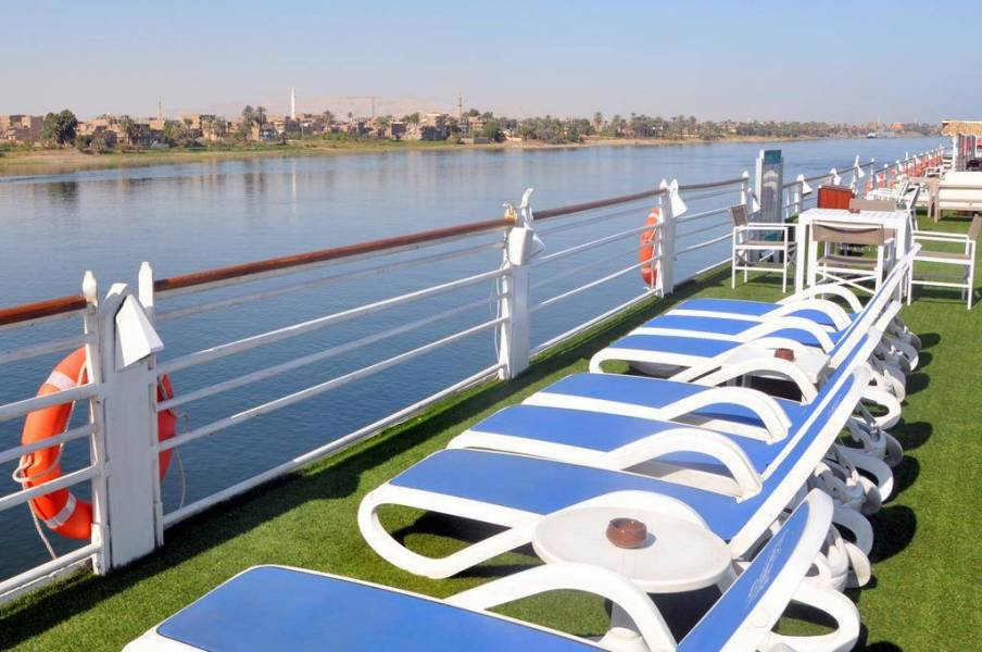 Journey To Egypt Semiramis I