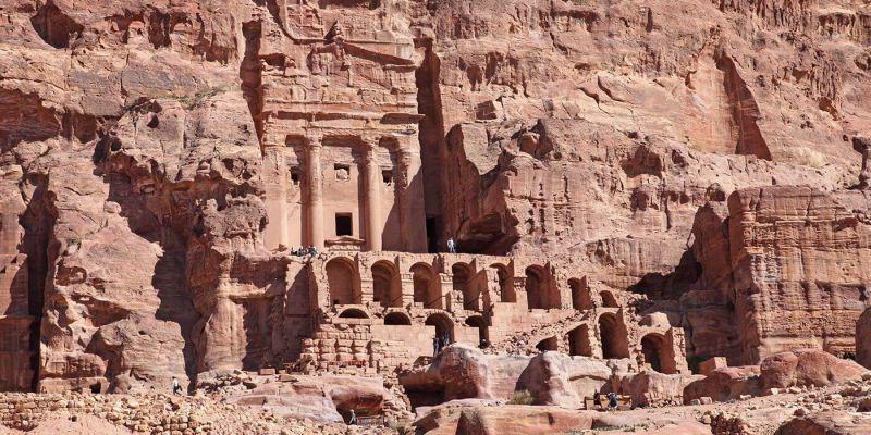 Petra Jordan Facts, Ancient City Of Petra Jordan, History - Journey To Egypt