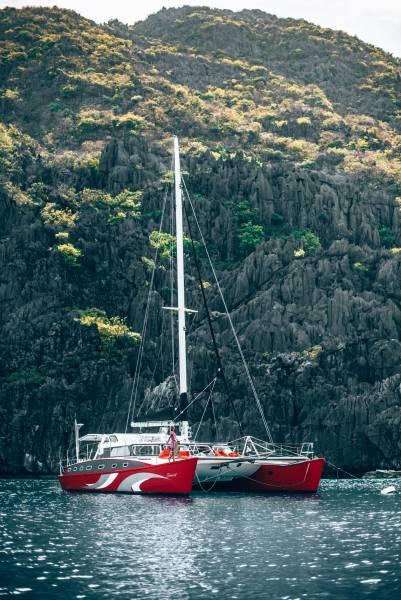 Philippine Island Cruise Corp SEACRET CATAMARAN YACHT