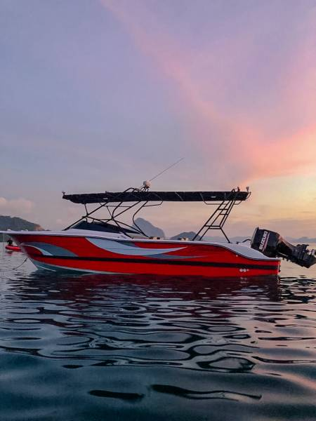Philippine Island Cruise Corp SEADUCTION SPEEDBOAT
