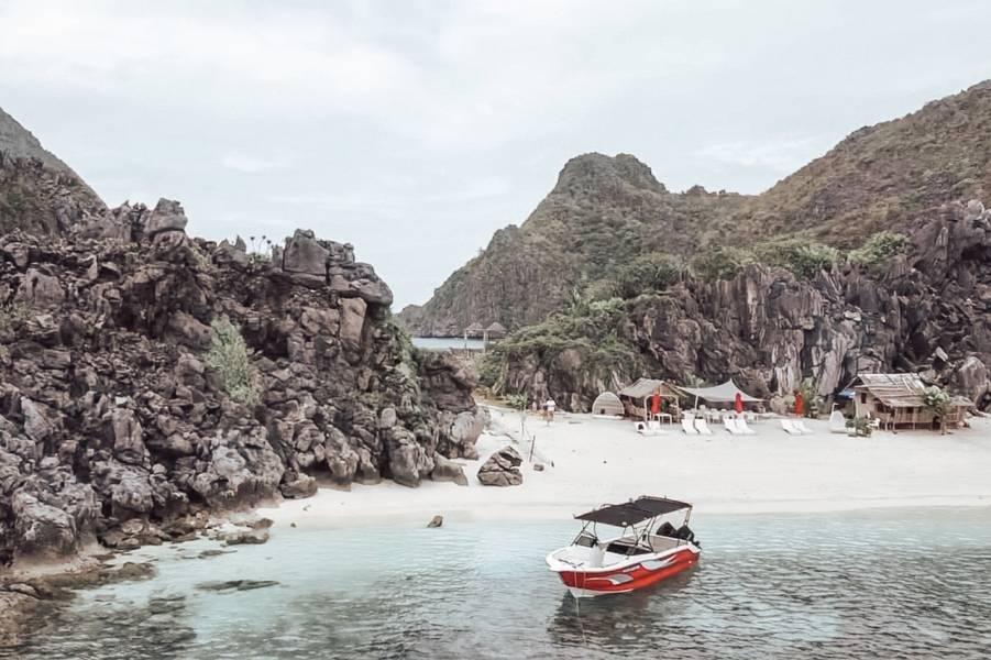 Philippine Island Cruise Corp SEADUCTION 快艇