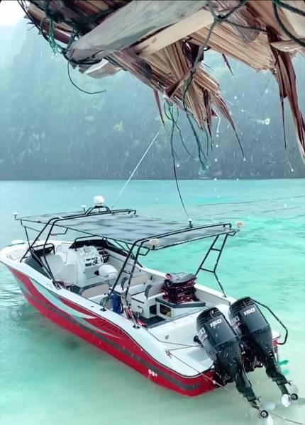 Philippine Island Cruise Corp SEADUCTION 쾌속정
