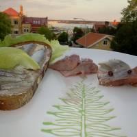 Outdoor West Lokal mat och kultur är en viktig del av upplevelsen