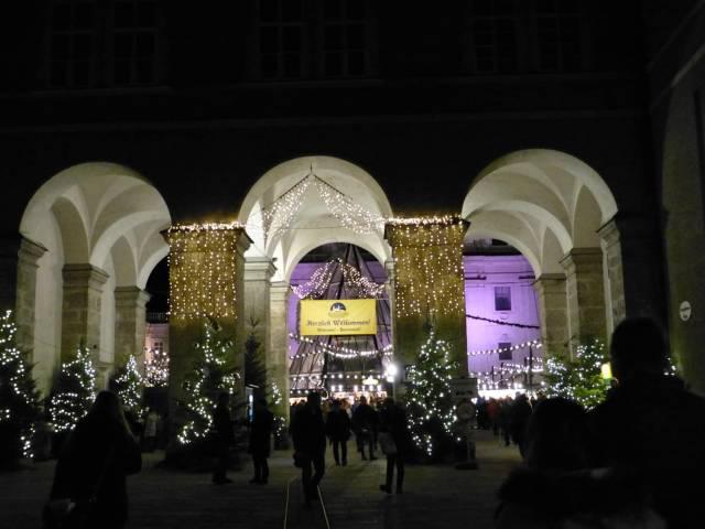 Kultur Tourismus Salzburg Weihnachtszauber in Salzburg