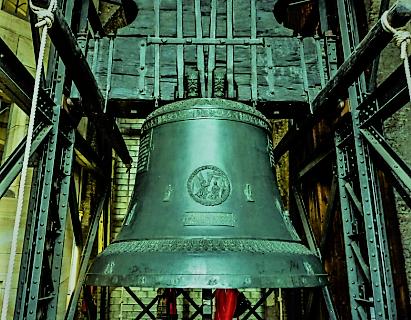 """Resultado de imagen de campana de Segismundo (Catedral de San Vito)"""""""